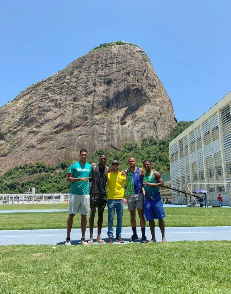 DESAFIO RAIA RAPIDA 2020 TIME BRASILEIRO DE ATLETISMO E ENERGY LAB RECOVERY